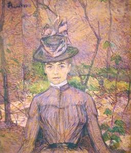 Toulouse-Lautrec_-_Potrait_de_Suzanne_Valadon,_1885